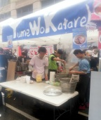 Yume wo Katare (Boston, USA) This was another place that had a giant crowd and line.